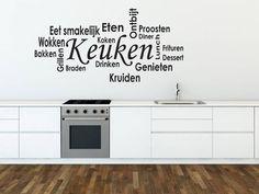 muurstickers keuken - Google zoeken