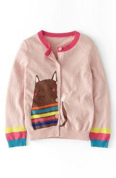 Mini Boden 'Pet' Cardigan (Toddler Girls, Little Girls & Big Girls) available at #Nordstrom