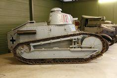 Renault FT-17 (France) | Renault FT-17 Light Tank (WW-I) at … | Flickr