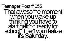 Teenager Post #55