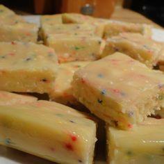 Microwave Cake Batter Fudge