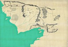 full map of middle earth » [HD Images] Wallpaper For Downloads ...