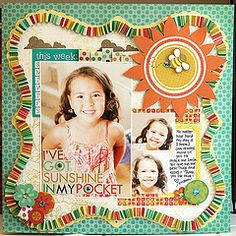 lots of scrapbook layouts in wipkits Sets and Collections! [I love this LO!] on Flickr