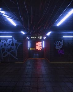 CYBERM1ND - Subway_LAN Marco Moda