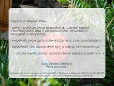 Czego Wam życzy dobry psycholog Warszawa?