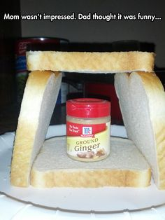 The Real Gingerbread House