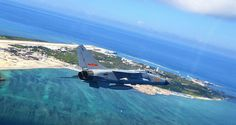 Trung Quốc điều nhiều chiến đấu cơ đến Hoàng Sa để đối mặt Hạm đội 3 của Mỹ?