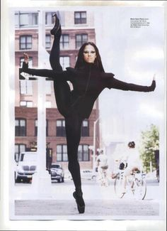 stunning Misty Copeland is on the rise and poised for a long and dazzling career