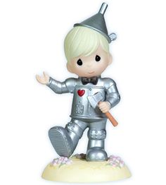 ★ New Precious Moments Disney Figurine Wizard of oz Statue Tin Man Heart | eBay
