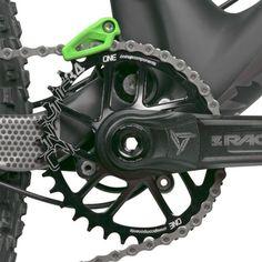 Oneup Components Chainguide Mountain Bike Handlebars, Mountain Biking, Fitness Workouts, Pimp Your Bike, Cross Country Bike, Downhill Bike, Bike News, E Type, New Tyres