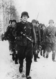 German Soldiers WWII