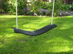 Banana Swing $56.50 Handmade in New Zealand for Wee Rascals. Wooden swings made from Pine and double coated in polyurethane. Recycled tyre swings made from cleaned car tyres. Includes 3 metre 10mm polypropylene rope. Shipping Weight: 2kgs