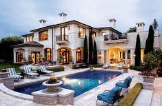 2015 model lüx teraslı ev modeli