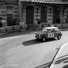 Monte Carlo magic. See how one classic Mini went from underdog to rally royalty on MINIspace.com