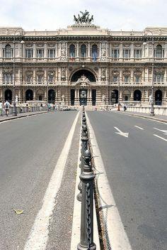 Palacio de Justicia Roma Italia