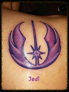 Jedi Knight Symbol Tattoo Jedi Symbol . S...