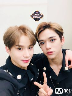 lucas and jungwoo