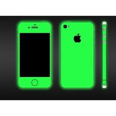 Iphone 4 Glow IPhone 5.0 Full Body SKIN KIT
