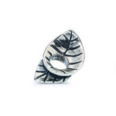 Spring Leaves Bead by Trollbeads - Shop the 2015 Spring Collection at www.trollbeads.com #newhorizons #handcrafted