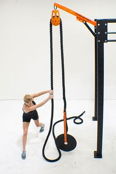 training Pulley - Buscar con Google Home Gyms - http://amzn.to/2hoGXRy