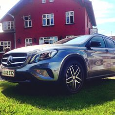 Mercedes GLA 250. A cool cocky car with alot of comfort, space and speed