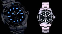 Submariner No Date (Reference: 114060). Description: 40mm 904L stainless steel superalloy case, unidirectional rotatable black Cerachrom time lapse bezel, black dial, Chromalight luminescent hands and hour markers, and Oyster bracelet with Glidelock extension system. Water resistant to 1000 feet.