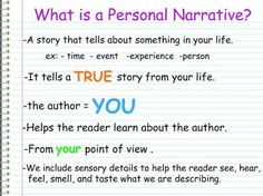 mystery story writing writing reference mystery  image result for personal narrative