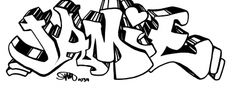 Graffiti Names Coloring Pages Name Coloring Pages, Detailed Coloring Pages, Printable Coloring Pages, Coloring Pages For Kids, Graffiti Names, Graffiti Words, Graffiti Alphabet, Surf Art, First Names