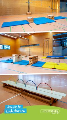 Kids Gym, Elementary Education, Pre School, Playground, Basketball Court, Teaching, Children, Sports, Classroom