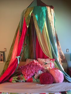 amazing fun bed canopy design you room decor boy room - Maroon Canopy Design