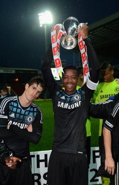 Chelsea FC 2012 FA Youth Cup Winners!