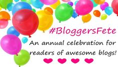 It's Almost The Most Wonderful Time of The Year - #BloggersFete 2016 Has Arrived