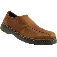 Dr. Martens Tevin Slip On Casual Shoes - Mens Brown