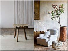 Lakberendezés, rusztikus - Antik bútor, egyedi natúr fa és loft designbútor, kerti fa termékek, akácfa oszlop, akác rönk, deszka, palló Wabi Sabi, Decor, Oversized Mirror, Furniture, Rustic Furniture, Chair, Home, Accent Chairs, Home Decor