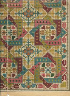 Cross Stitch Borders, Cross Stitching, Cross Stitch Embroidery, Embroidery Patterns, Cross Stitch Patterns, Palestinian Embroidery, Needlepoint Designs, Tapestry Crochet, Loom Weaving