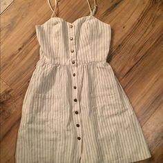 Sun dress Striped sun dress. Dresses