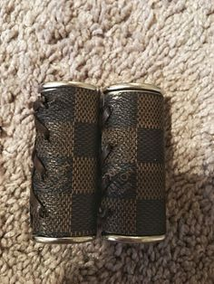 Louis Vuitton Lighter Case Handmade Authentic Material Designer Hype Fashion Lv #fashion #clothing #shoes #accessories #womensaccessories #otherwomensaccessories (ebay link) Louis Vuitton Monogram, Louis Vuitton Damier, Gold Color Number, Louis Vuitton Multicolor, Lighter Case, Monogram Jewelry, Mini Photo, Cosmetic Pouch, Blue Canvas
