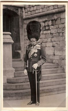 King George V Signed Photo Christmas Card Princess Patricia of Connaught 1927 | eBay