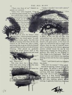 Buy remember Ltd Ed 2 sold of 5, a Ink on Paper by LOUI JOVER from Australia. It portrays: Women, relevant to: louijover, jover, print, women, limited edition, emotion, book pages this is a print, hand signed and numbered work on individual vintage boo pages, ready for framing as desired, please note - that each vintage book page is unique and only five will be offered and produced in this unique format. #1 of 5 - SOLD #2 of 5 - SOLD