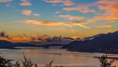 Sonnenuntergang am Wörthersee #wörthersee #kärnten #sunset Wonderful Places, Austria, Celestial, Mountains, Sunsets, Nature, Travel, Life, Outdoor