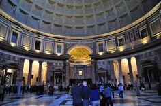 pantheon interior - Google Search