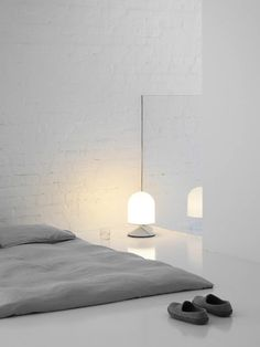 Chambre minimaliste #bedroom #scandinavian #minimalist