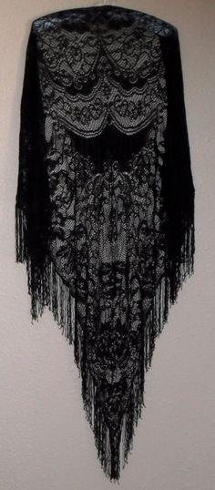 beautiful gypsy Bohemian shawl