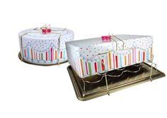Tin Cake/Cupcake Carrier
