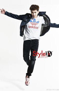 Kris Wu for StyleTV