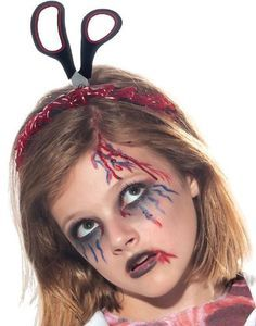 zombie cheerleader costume - Google Search  sc 1 st  Pinterest & Kids Zombie Cheerleader Costume - Child Halloween Costumes at ...