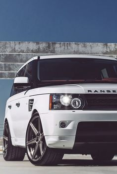 Have a #RangeRover you are proud of? Join Garagesocial.com, the online car garage and post your dream #cars! You just might get featured. Follow us on instagram and Twitter! @Garagesocial