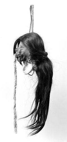 File:A shrunken head, Jivaro Indian, Ecuador, S.America Wellcome M0014532.jpg