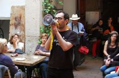 Recital poético - Pedro Verdejo Casa Innsa