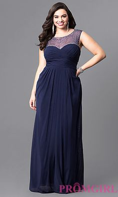 Shop plus-sized formal dresses and semi-formal plus party dresses at Simply Dresses. Plus cocktail dresses, plus-sized dresses for parties, plus-size casual dresses, and evening gowns in plus sizes. Plus Size Formal Dresses, Plus Size Gowns, Evening Dresses Plus Size, Trendy Dresses, Evening Gowns, Nice Dresses, Dress Formal, Formal Prom, Prom Dresses 2015
